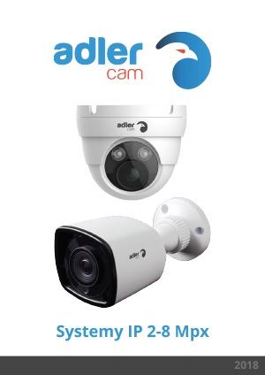 Katalog CCTV Adler 2018